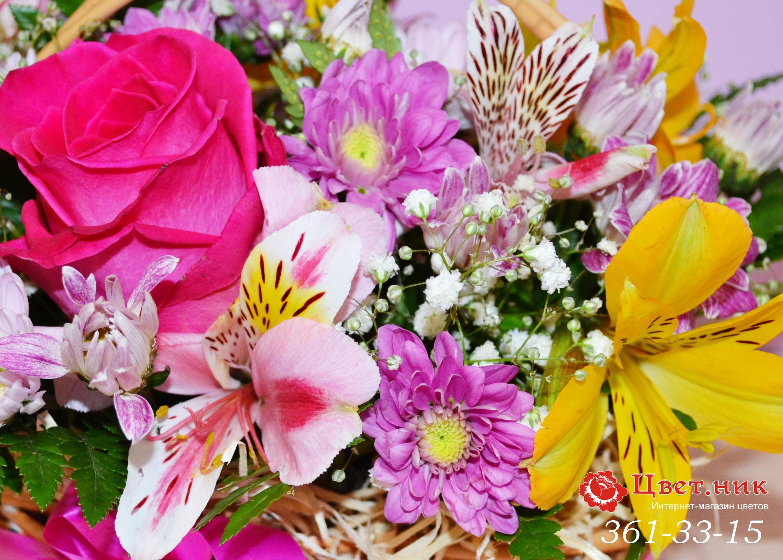 Екб цветы